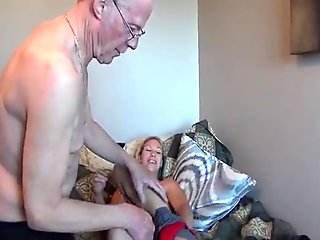 Old man fuck his young wife - Go2Cams.com