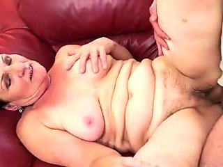 MILF shows her wild side with a POV love affair